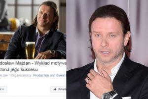 TYLKO U NAS: Majdan nie zgodził się na wykład motywacyjny? Organizator twierdzi co innego...