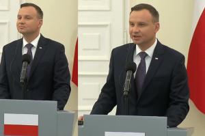 """Duda nie chce uchodźców w Polsce. """"Nie wyobrażam sobie, że ktoś jest przywożony siłą i przetrzymywany!"""""""
