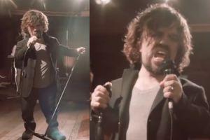 """Tyrion z """"Gry o tron"""" śpiewa z Coldplayem!"""
