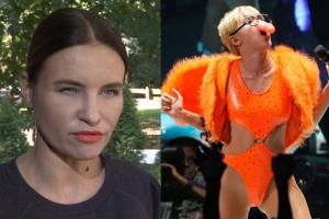 """""""Miley Cyrus to ikona mody. Polacy nie potrafią docenić nagości!"""""""