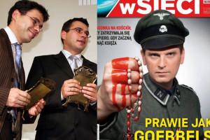 """Lis POZYWA Karnowskich za """"Goebbelsa""""! Żąda 250 TYSIĘCY ZŁOTYCH!"""