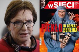 """Sąd oddalił pozew Ewy Kopacz za okładkę """"wSieci""""! Była premier musi zapłacić tygodnikowi!"""