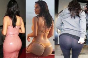 Kim Kardashian przyznaje, że regularnie ostrzykuje swoją pupę!