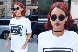 """Rihanna: """"Mam więcej peruk niż Beyonce"""""""
