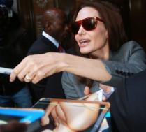 Uśmiechnięta Jolie w Nowym Jorku!