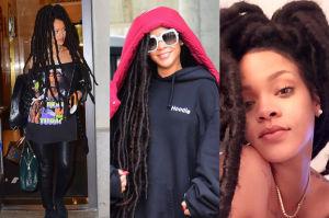 Rihanna ma dredy za pupę! (ZDJĘCIA)