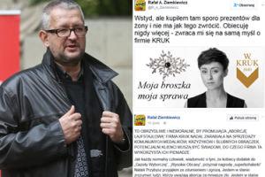 """Rafał Ziemkiewicz stanie przed sądem za fałszywą reklamę z Natalią Przybysz? """"NIE USUNĘ jej!"""""""