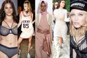 Tak wyglądał tydzień mody w Nowym Jorku (DUŻO ZDJĘĆ)