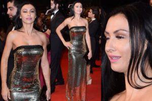 """Angelika Fajcht chwali się """"ciałem Europy"""" na czerwonym dywanie w Cannes... (ZDJĘCIA)"""