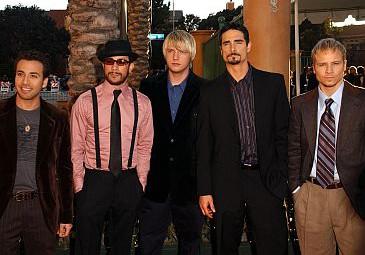Backstreet Boys wracają!