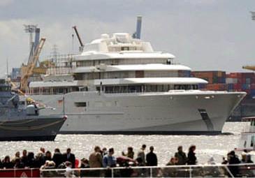 Największy i NAJDROŻSZY jacht świata!