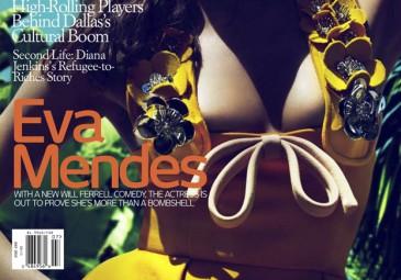 Eva Mendes jako famme fatale