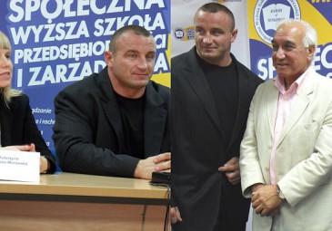 Zdjęcia z obrony Pudziana!