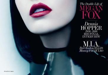 Megan Fox jako... manekin
