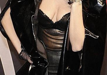 GaGa jako wampir!